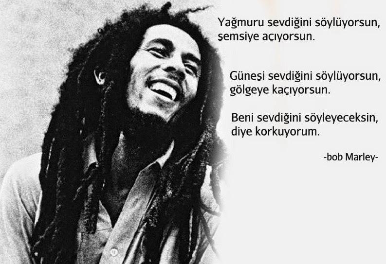 bob marley sözleri türkçe   En Güzel Sözler Blogu