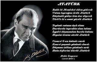 Atatürk Ile Ilgili şiirler Kısa Atatürk şiirleri En Güzel